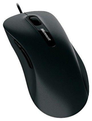 Мышь MICROSOFT Comfort 6000 оптическая проводная USB, черный [5cj-00002]