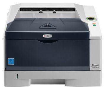 Принтер KYOCERA FS-1320DN лазерный, цвет:  белый [870b11102lz3nl0]