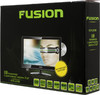 "LED телевизор FUSION FLTV-22T9D  ""R"", 22"", FULL HD (1080p),  c DVD плеером,  черный вид 12"