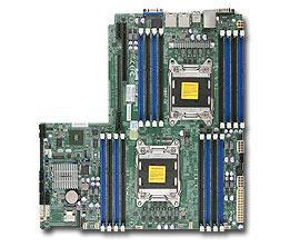 Серверная материнская плата SUPERMICRO MBD-X9DRW-IF-O,  Ret