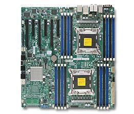 Серверная материнская плата SUPERMICRO MBD-X9DAE-O,  Ret