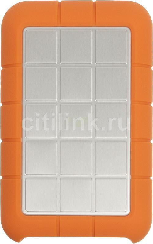Внешний жесткий диск LACIE 301371, 500Гб, оранжевый