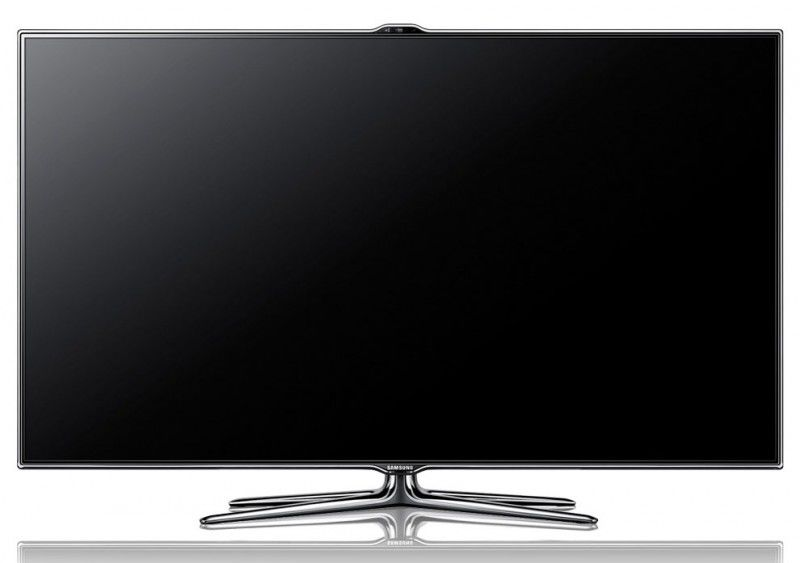 "LED телевизор SAMSUNG UE55ES7500S  ""R"", 55"", 3D,  FULL HD (1080p),  черный"