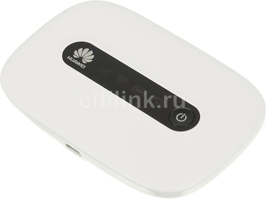 Модем HUAWEI E5331 3G, внешний, белый [51078683]