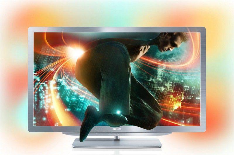 LED телевизор PHILIPS 52PFL9606H/12  52