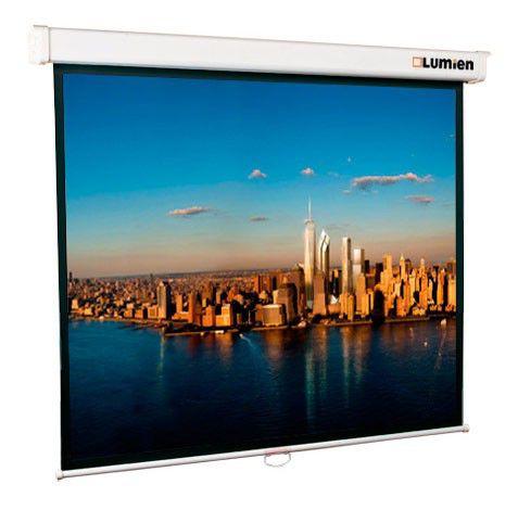 Экран LUMIEN Master Picture LMP-100109,  203х153 см, 4:3,  настенно-потолочный