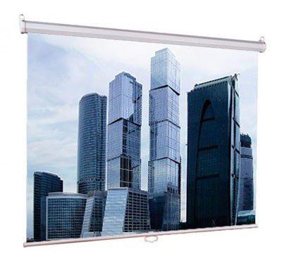 Экран LUMIEN Eco Picture LEP-100102,  180х180 см, 1:1,  настенно-потолочный