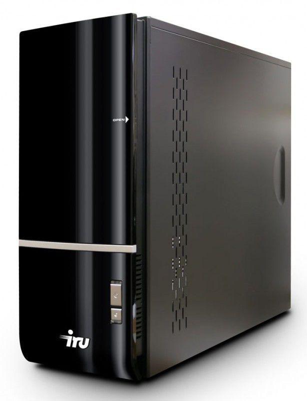 Компьютер  IRU Home 711,  Intel  Core i7  2600,  16Гб, 2Тб,   GeForce GTX 550 - 1024 Мб,  DVD-RW,  CR,  Windows 7 Home Premium