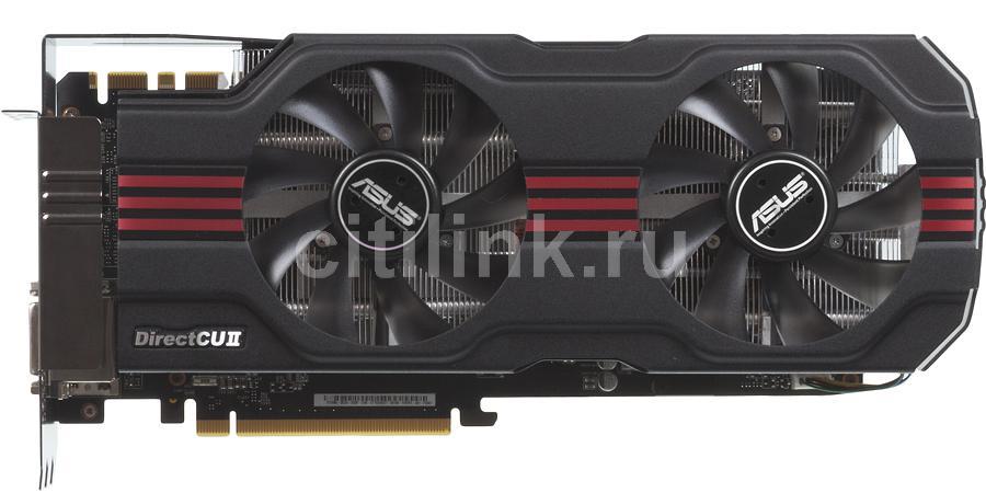 Видеокарта ASUS GeForce GTX 680,  2Гб, GDDR5, OC,  Ret [gtx680-dc2o-2gd5]