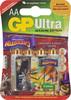 Батарея GP Ultra 15AUDM3-2CR4,  4 шт. AA вид 1