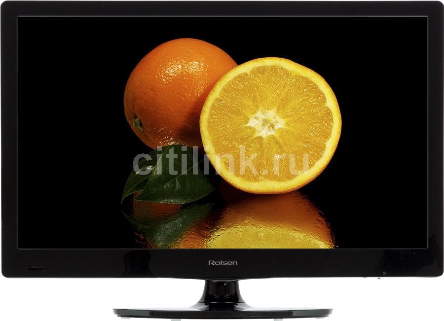 "LED телевизор ROLSEN RL-24L1004FTC  ""R"", 24"", FULL HD (1080p),  черный"