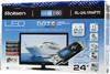 """LED телевизор ROLSEN RL-24L1004FTC  """"R"""", 24"""", FULL HD (1080p),  черный вид 11"""