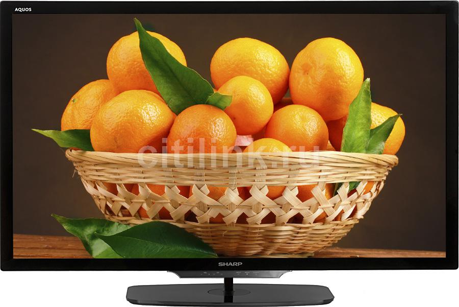 "LED телевизор SHARP LC46LE540RU  46"", FULL HD (1080p),  черный"