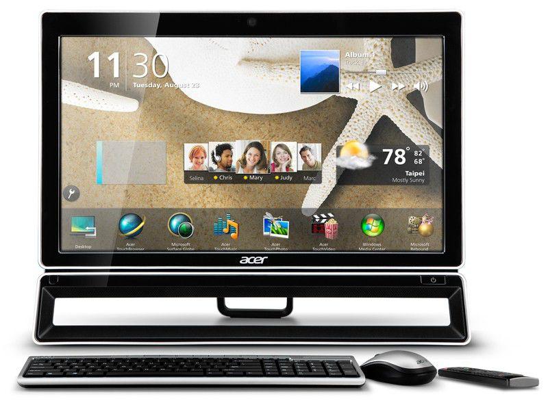 Моноблок ACER Aspire Z3770, Intel Core i5 2400S, 4Гб, 500Гб, Intel HD Graphics 2000, DVD-RW, Windows 7 Home Basic, черный и серебристый [pw.shne1.004]