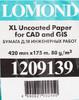 Бумага Lomond 1209139 420мм-175м/80г/м2/белый матовое инженерная бумага вид 3