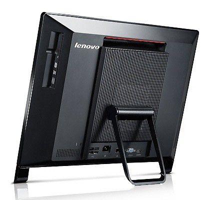 Моноблок LENOVO ThinkCentre Edge 91z, Intel Core i5 2500, 4Гб, 500Гб, AMD Radeon HD 6750 - 1024 Мб, DVD-RW, Windows 7 Home Premium, черный [swgd6ru]