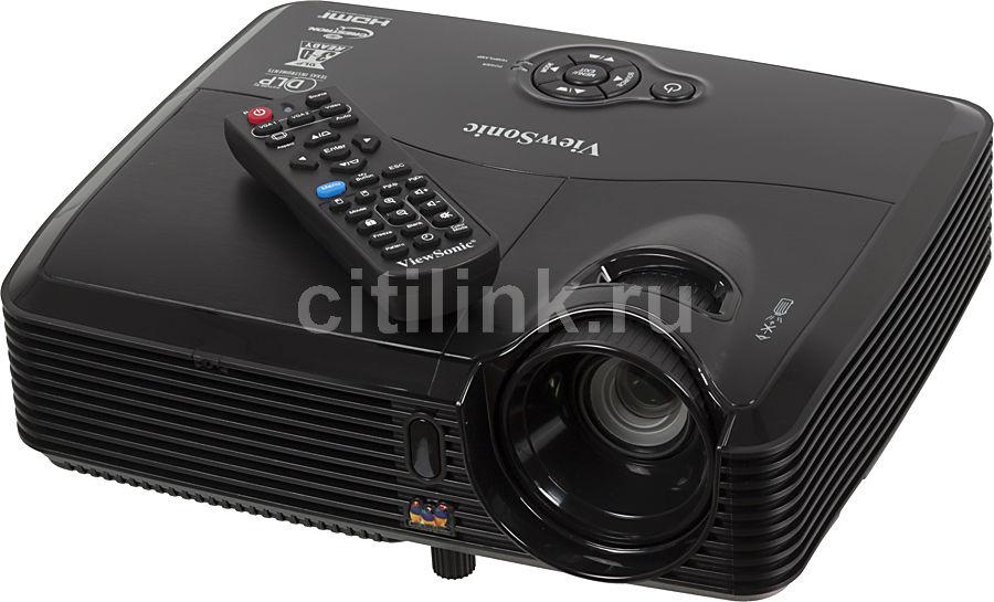 Проектор VIEWSONIC PJD6243 черный [vs14425]