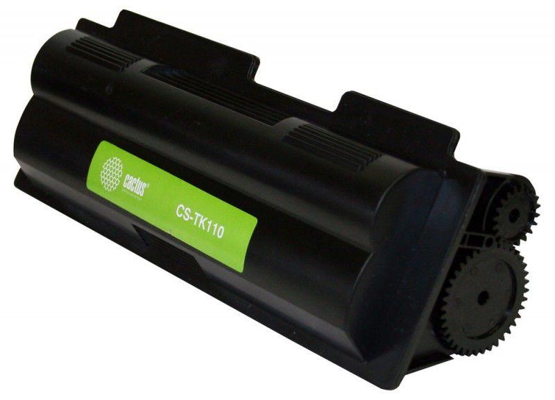 Картридж Cactus CS-TK110 для Kyocera FS-720/820/920/1016MFP черный 6000стр