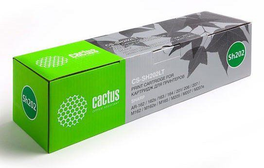 Картридж CACTUS CS-SH202LT черный