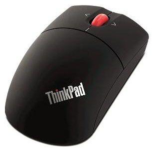 Мышь LENOVO ThinkPad 41U5008 лазерная беспроводная черный