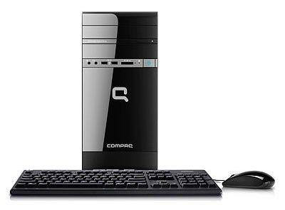 Компьютер  HP Compaq CQ2800er,  Intel  Celeron  G540T,  DDR3 2Гб, 500Гб,  Intel HD Graphics,  DVD-RW,  Free DOS,  черный и серебристый [b7h40ea]