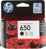 Картридж HP 650 черный [cz101ae] вид 1