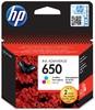 Картридж HP650 многоцветный
