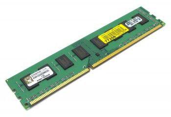 Модуль памяти KINGSTON KVR1333D3S8E9S/2G DDR3 -  2Гб 1333, DIMM,  Ret