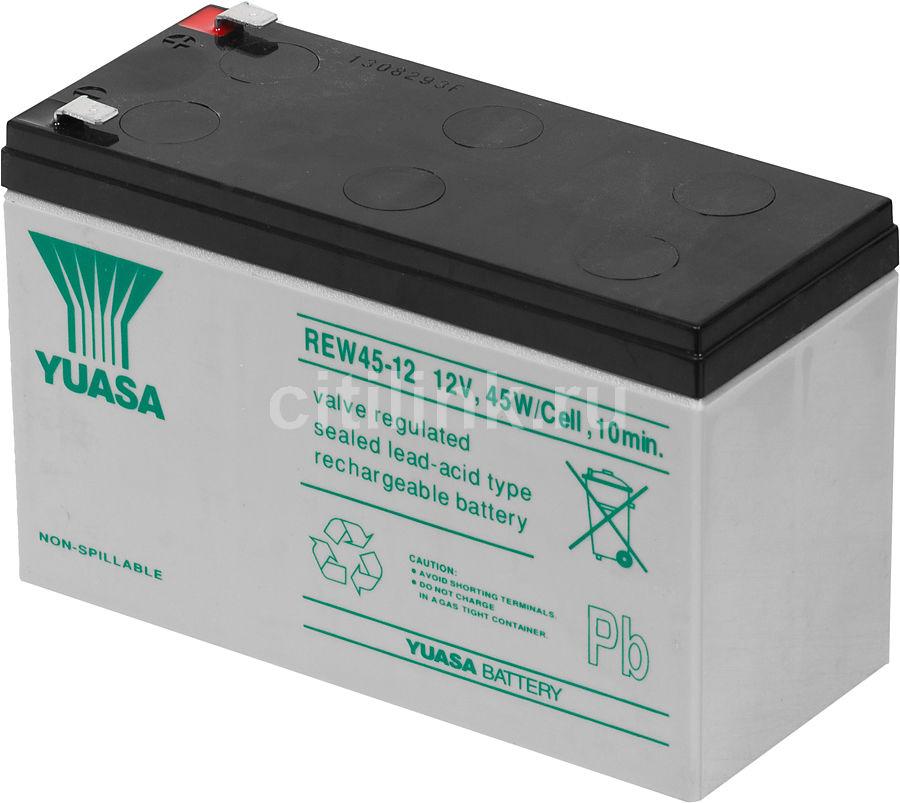Батарея для ИБП YUASA REW45-12  12В,  7.5Ач