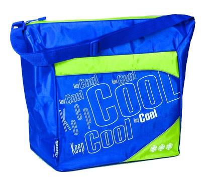 Сумка-термос Ezetil Keep Cool Holiday 26л. синий/зеленый (KC HOLIDAY 28)