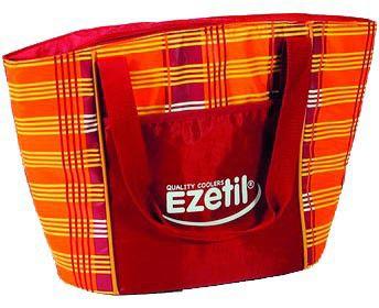 Сумка-термос Ezetil Keep Cool Lifestyle 25л. голубой/оранжевый (KC LIFESTYLE 25)
