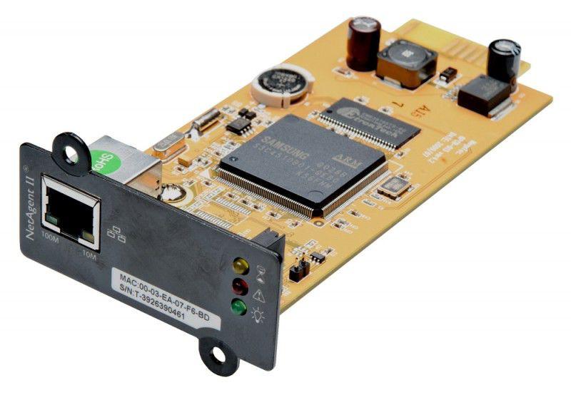 Модуль Powercom CP504 1port for NetAgent II