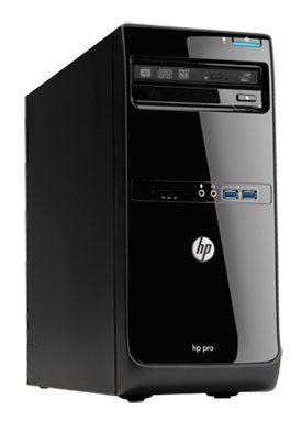 Компьютер  HP Pro 3500 MT,  Intel  Pentium  G640,  DDR3 2Гб, 500Гб,  Intel HD Graphics,  DVD-RW,  Windows 7 Professional,  черный [qb296ea]