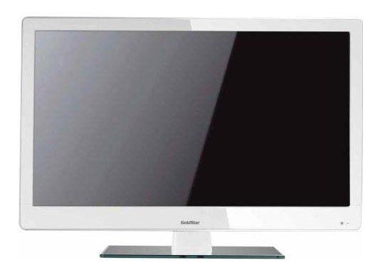 "LED телевизор GOLDSTAR LT-19A305R  ""R"", 18.5"", HD READY (720p),  белый"