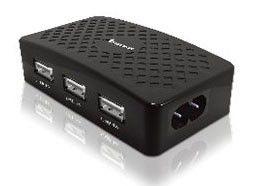 Зарядное устройство AMACROX PNA0250102 USB 4-port,  черный