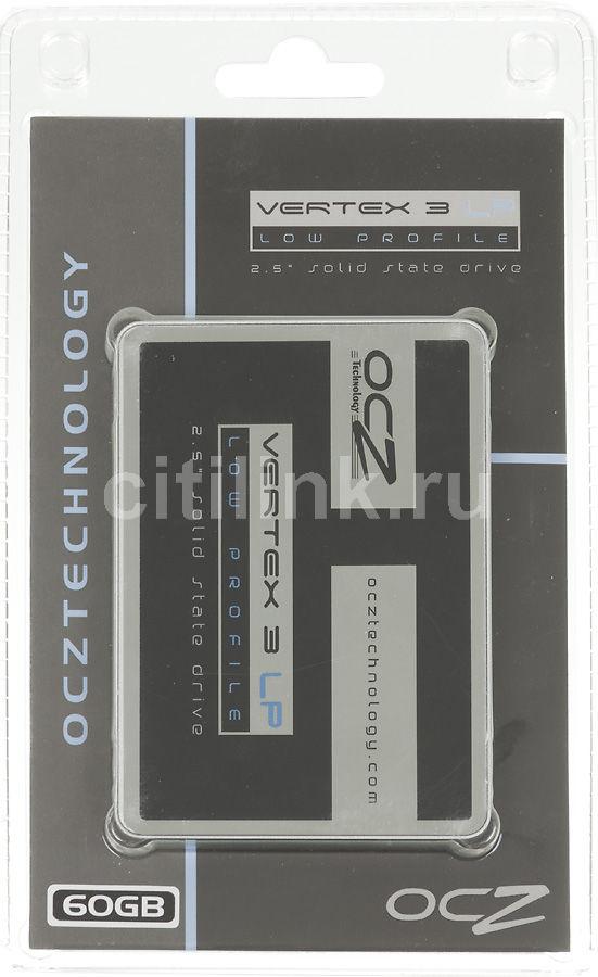 SSD накопитель OCZ Vertex 3 VTX3LP-25SAT3-60G 60Гб, 2.5