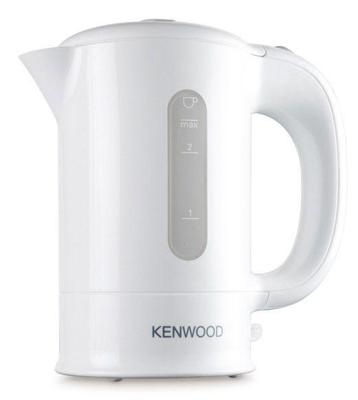 Чайник электрический KENWOOD JKP250, 650Вт, белый