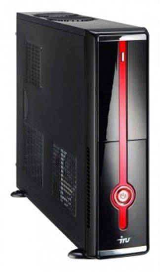 Компьютер  IRU Corp 310,  Intel  Core i3  2120,  DDR3 2Гб, 500Гб,  Intel HD Graphics 2000,  DVD-RW,  noOS,  черный