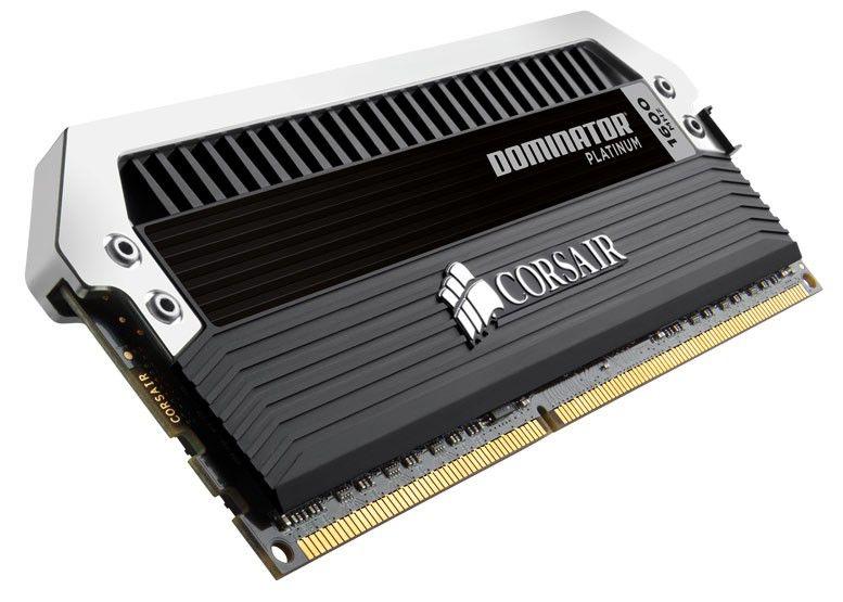 Модуль памяти CORSAIR DOMINATOR PLATINUM CMD8GX3M2A1600C8 DDR3 -  2x 4Гб 1600, DIMM,  Ret