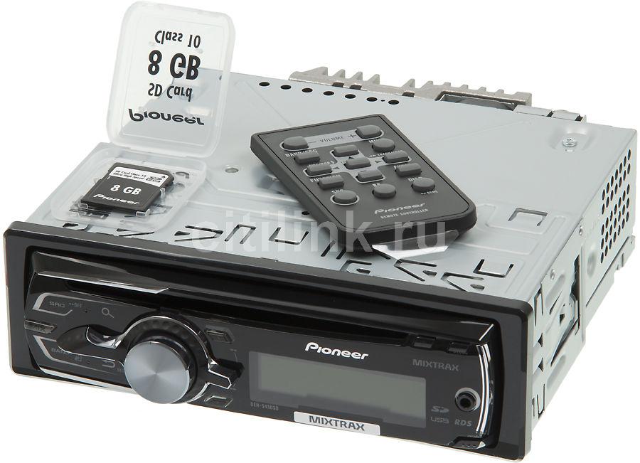Автомагнитола PIONEER DEH-5450SD,  USB,  SDHC