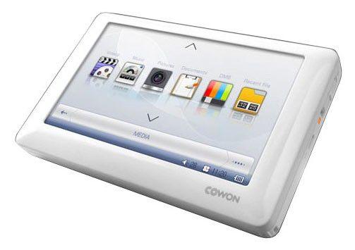 MP3 плеер COWON Iaudio O2 flash 32Гб белый