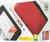 Игровая консоль NINTENDO 3DS XL, красный/черный вид 12