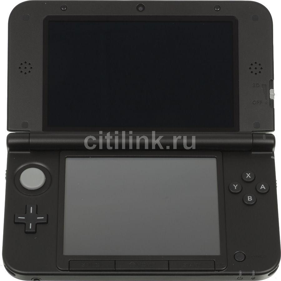 Игровая консоль NINTENDO 3DS XL, красный/черный
