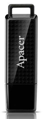 Флешка USB APACER AH352 16Гб, USB3.0, черный [ap16gah352b-1]