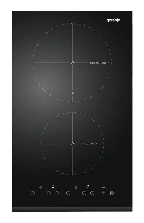 Варочная панель GORENJE IT320AC,  индукционная,  независимая,  черный