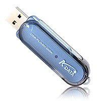 Флешка USB A-DATA Nobility PD10 1Гб, USB2.0, голубой