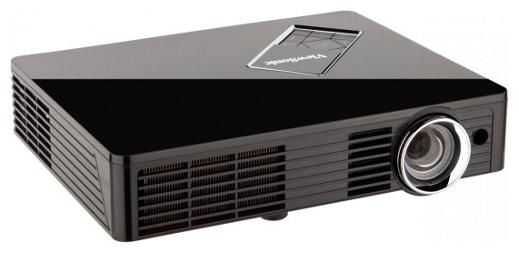 Проектор VIEWSONIC PLED-W500 черный [vs14048]