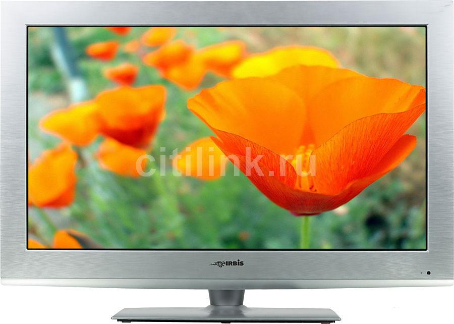 "LED телевизор IRBIS P32Q05HAL  ""R"", 32"", HD READY (720p),  серебристый"