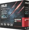 Видеокарта ASUS Radeon HD 7770,  1Гб, GDDR5, Ret [hd7770-1gd5] вид 7