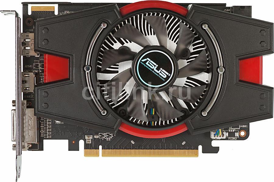 Видеокарта ASUS Radeon HD 7770,  1Гб, GDDR5, Ret [hd7770-1gd5]